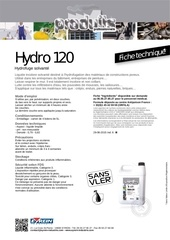 hydro 120 ft