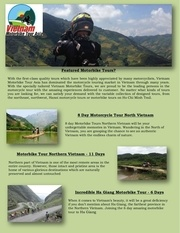 northern vietnam motorcycle tours