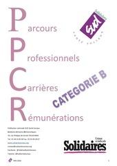 2016 07 ppcr categorie b sudsante sociaux