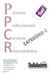 2016 07 ppcr categorie c sudsante sociaux