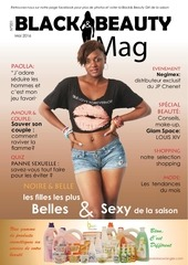 black and beautymag