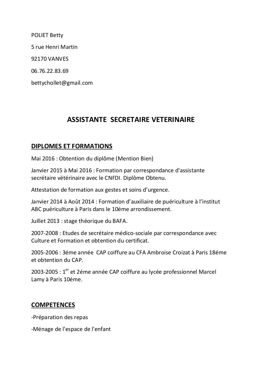 Aperçu du document CV_Betty_POLIET.pdf - page 1/2