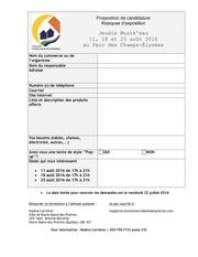 Fichier PDF formulaire d inscription ndprairies