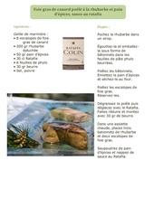 Fichier PDF recette ratafia francais
