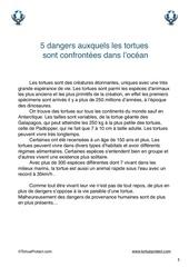 Fichier PDF 5 dangers des tortues tortue protect