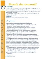 Fichier PDF ft droit du travail