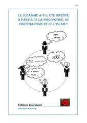 Fichier PDF judaisme philosophie christianisme et islam