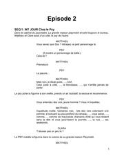 Fichier PDF saison 01 episode 02