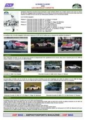 magazine 2016 fiche infos 009 corvette le mans classic