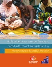 acces des jeunes aux services financiers