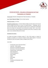 Fichier PDF fiche de poste knnc