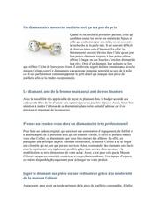 Fichier PDF se representer la creation de votre bijou