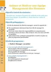 ft management des hommes