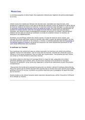 Fichier PDF peau