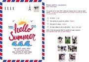 Fichier PDF summer notebook elle 2016