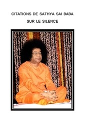 citations de sathya sai baba sur le silence