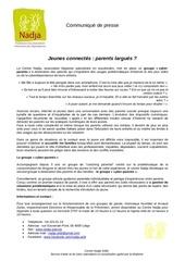 Fichier PDF communique de presse centre nadja groupe cyber parents