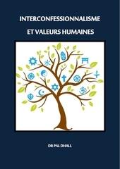 interconfessionnalisme et valeurs humaines pal dhall