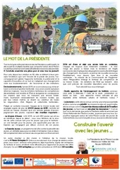 rapport d activite mission locale rvi 2015