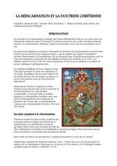 Fichier PDF la rEincarnation et la doctrine chrEtienne peter phipps