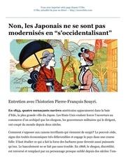 japon modernite