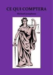 Fichier PDF ce qui comptera michael josephson