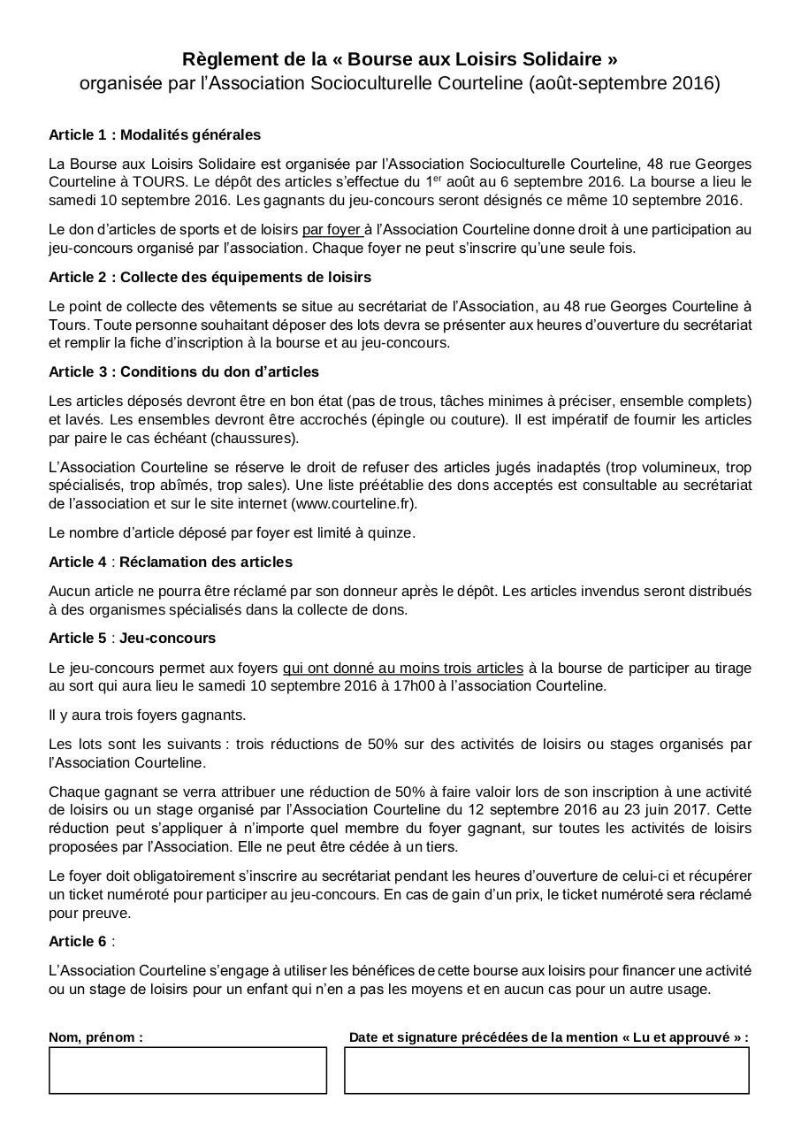 Bourseloisirssolidaire-reglement+liste+inscription.pdf - page 1/3