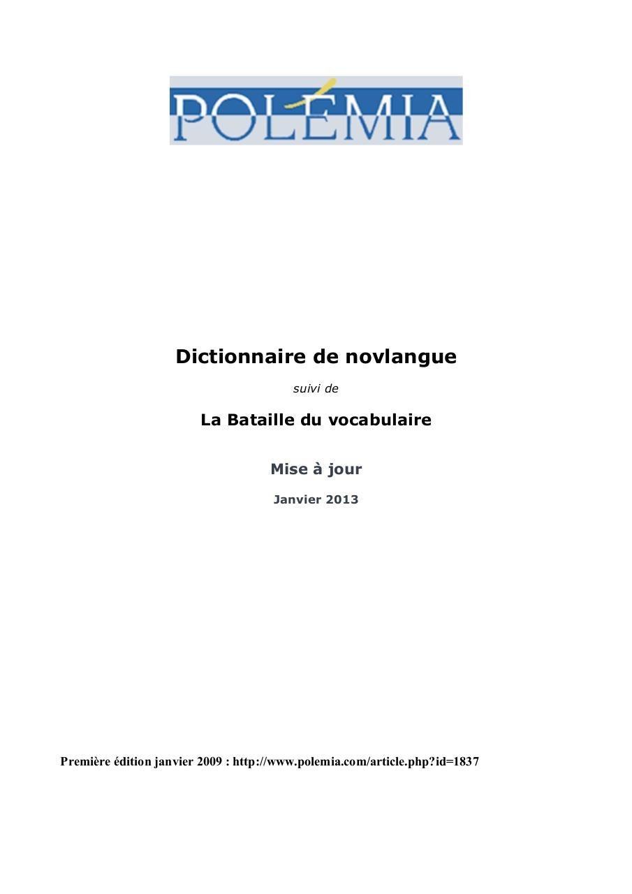 Le Dictionnaire De Laurent Baffie Pdf