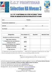 Fichier PDF fiche de reservation de publicite