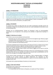 reglement jeu concours facebook les ronquieres bsbl nl