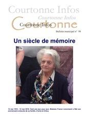 courtonne infos juillet 2016 n 98