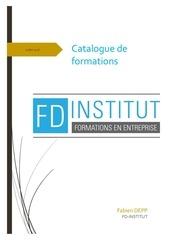 Fichier PDF catalogue juillet 2016 formations entreprise