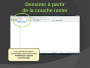 g importer une couche raster 3