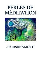 perles de meditation j krishnamurti