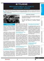 Fichier PDF revue technique mercedes classe c cdi 2000 2004