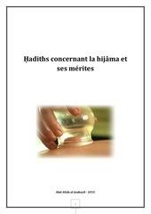 0 trente hadiths concernant la hijama