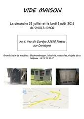 Fichier PDF vide maison