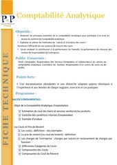 Fichier PDF ft comptabilite analytique