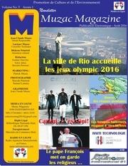 newsletter muzacmagazine aout 2016
