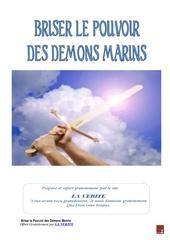 briser le pouvoir des demons marins
