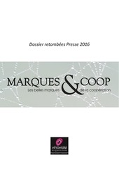marques coop dossier retombees presse 2016