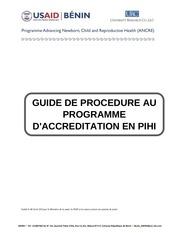 2 guide procedure accreditation vf