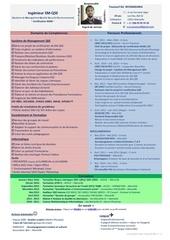 Fichier PDF cv youssouf a m ingenieur qse