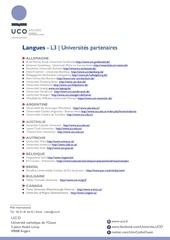humanites langues l3 1