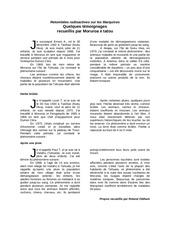 retombees radioactives sur les marquises 1968