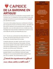 Fichier PDF caprice 2 1