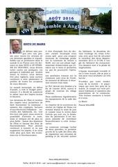 bulletin municipal aout 2016 diffuse