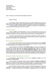 lettre motivation marc bariller asv
