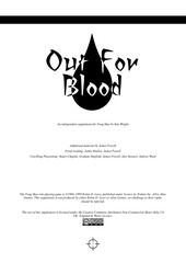 out for blood 1 0