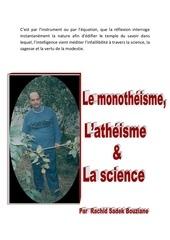 le monotheisme l atheisme et la science